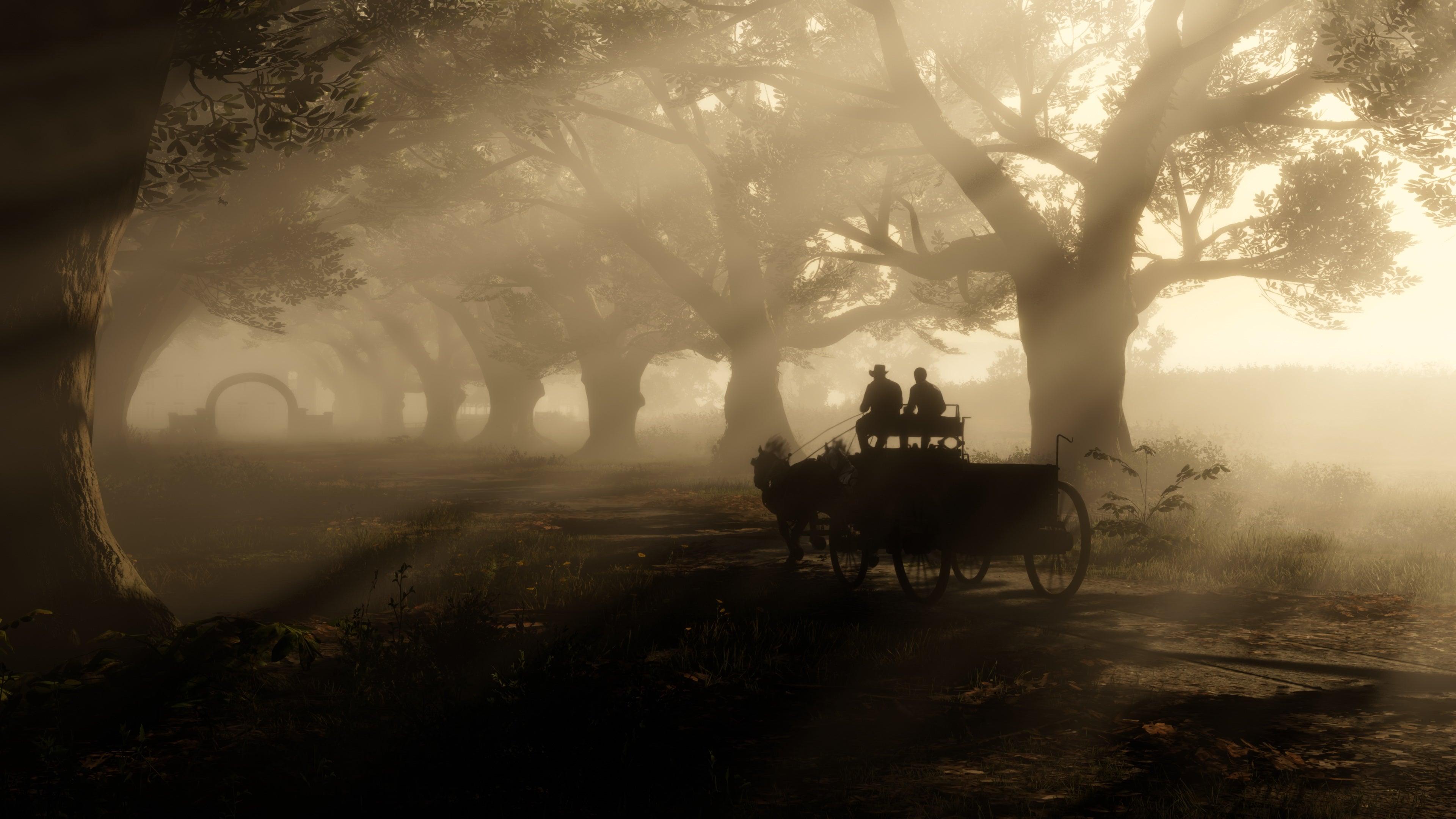 Скриншоты Red Dead Redemption 2 для ПК