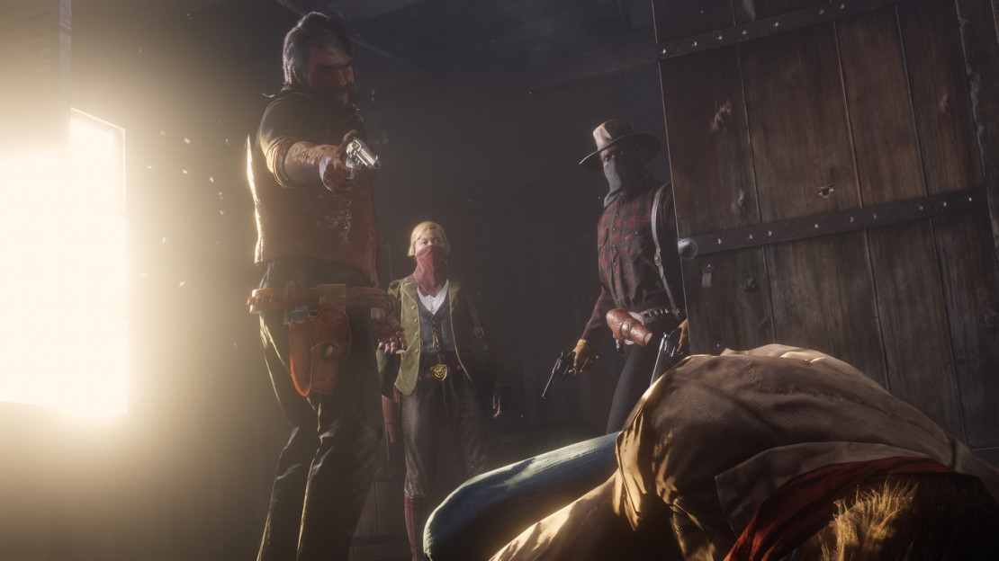 Советы по игре Red Dead Online