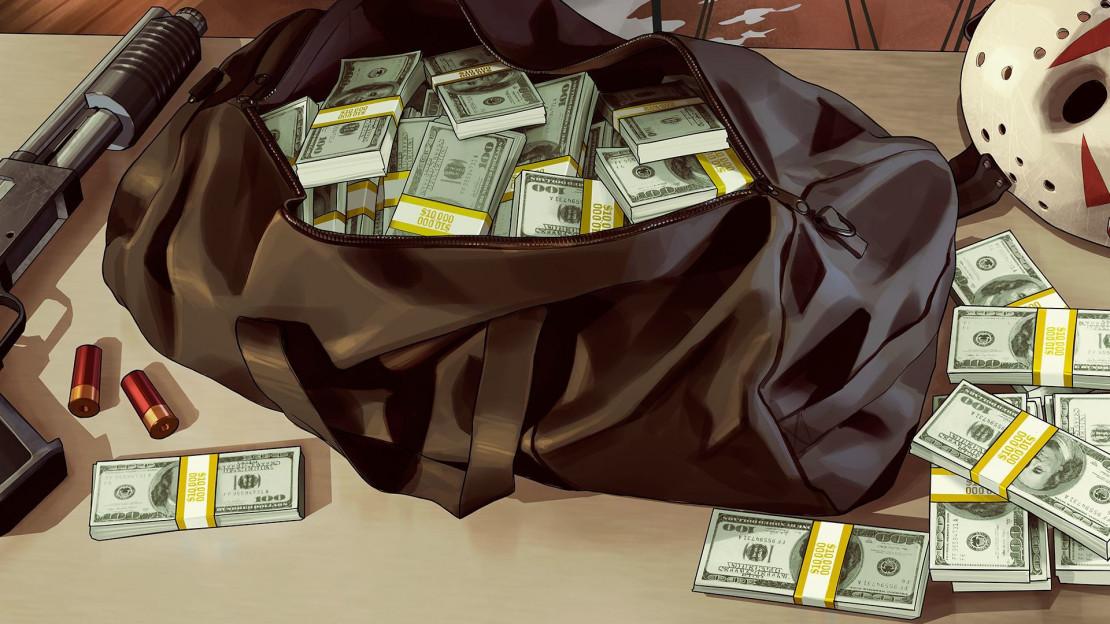 Как заработать деньги в Grand Theft Auto V
