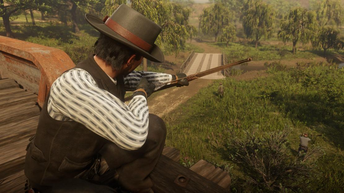 Противоборства и Гонки в Red Dead Online